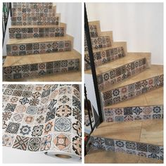 Folina adhesive films for indoor stairs Adhesive, Films, Stairs, Indoor, Modern, Home Decor, Movies, Interior, Stairway