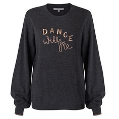 Wear the Dance With Me Jumper and get ready to throw some shapes this festive season
