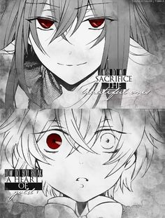 Retrace 104 will be the last chapter. The series is ending this month (TT_TT) (Pandora Hearts)