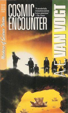 Cosmic Encounter - A.E. Van Vogt