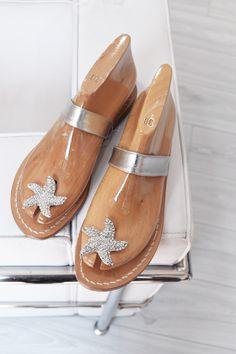 Design your own custom-made sandals at Via Capri 34 on Worth Avenue