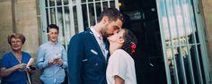 [On lit] Un beau jour : marie & florian – cérémonie civile - Un beau jour @unbeaujour