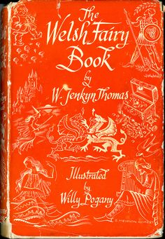 The Welsh Fairy Book | by The Ringling Art Library