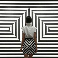 #stripes #met #optical #blackandwhite