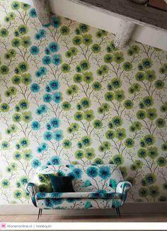 Harlequin Amazilia interieurstoffen en behang