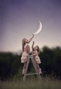 These beautiful, whimsical photos bring kids' imaginations to life