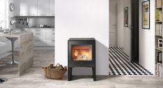 Hergom - Estufas, hogares y chimeneas de hierro fundido para leña y gas. Europa América - Glance