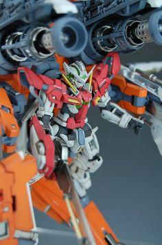 GUNDAM GUY: HG 1/144 GN Arms + Gundam Exia - Customized Build