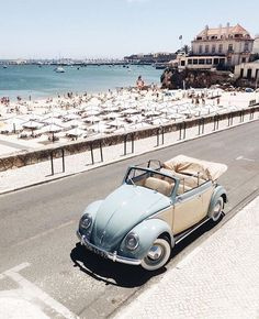 Coccinelle vw beetle aircooled cars retro auto kafer vosvos fuca vw retro blue chrome old autoban auto airsuspansion low photo love art blue vosvos Van Vw, Vw Vintage, Vintage Ideas, Wanderlust, Volkswagen Bus, Volkswagen Beetle Vintage, Volkswagen Beetles, Cute Cars, Adventure Is Out There