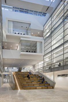 Center of Brain, Behavior and Metabolism- Lübeck, Germany- Hammeskrause Architekten