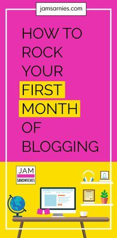 How to set blog goal