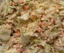 Rezept Bunter Eisbergsalat von suegho - Rezept der Kategorie Vorspeisen/Salate