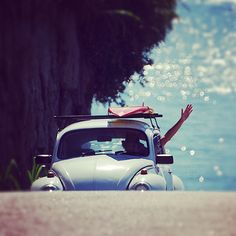 Heading to the beach