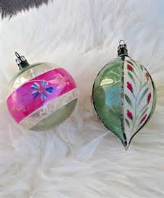 diy vintage christmas decorations - Yahoo! Image Search Results