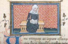 Roman de la Rose, MS G.32 fol. 4r - Images from Medieval and Renaissance Manuscripts - The Morgan Library & Museum