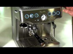 Breville Barista Express Espresso Machine Review » The Gadget Flow