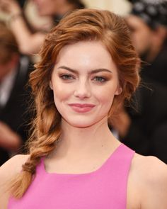 Emma Stone as Annie Banks
