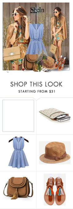 """""""Shein"""" by erina-salkic ❤ liked on Polyvore featuring Alaïa"""