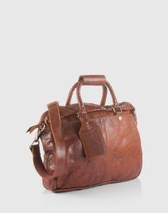 Leder Bag im Vintage Look 'Washington' von COWBOYSBELT.