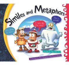 Similes and Metaphors (Language Rules!): Ann Heinrichs, Dan McGeehan, David Moore: 9781602534346: Amazon.com: Books