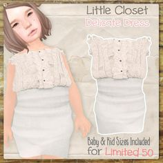 Little Closet - Delicate Dress | Flickr - Photo Sharing!