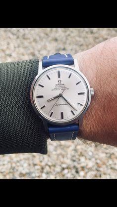 Omega Seamaster Cal 552 Chronometer