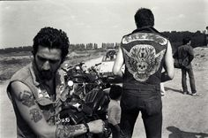 1970's Bikers