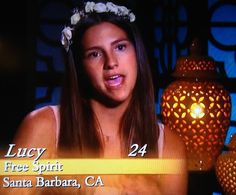 36 White People Who Need To Be Stopped  HAHAHAH Lucy from The Bachelor