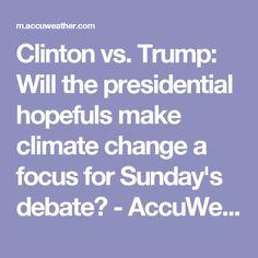 presidential debate essay 2017