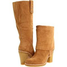 Oh My Goodness! I <3 LOVE <3 these! I'm not normally one for #UGGs but these are awesome! On #sale at #zappos for $179.90