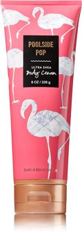 Signature Collection Poolside Pop Ultra Shea Body Cream - Bath And Body Works