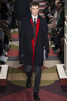 See the Valentino menswear autumn/winter 2015 collection