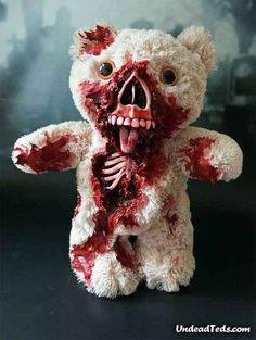 Invest in an Undead Ted.