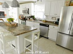 ~rooms FOR rent~: Kitchen Details & Sources