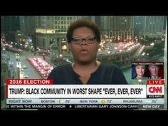 Black Trump supporter blows out CNN's narrative - YouTube