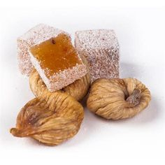 Turkish Delight With Dry Fig Lule
