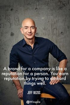 24 Jeff Bezos Quotes On Business - Winspira24 Jeff Bezos Quotes On Business ♦Tap the link and takes some business advice from Jeff Bezos♦  quotes entrepreneur, #business entrepreneur inspiration, entrepreneur quotes,inspiration entrepreneur, entrepreneur motivation, #quotes,  marketing,success tips,business tips entrepreneur,entrepreneur inspiration quotes, #entrepreneur ,entrepreneur inspiration motivation,success qoutes,quotes motivational, inspirational quotes.