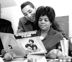 Esther Gordy & Smokey Robinson