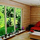 Hobbiton Handcrafted Log Homes: Interiors