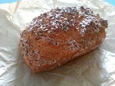 Špaldový chlieb (fotorecept) - Recept Bread, Food, Meal, Essen, Breads, Buns, Sandwich Loaf