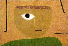 Paul Klee - The Eye