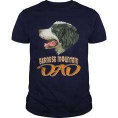 Bernese Mountain Dog Dad Animal Low Poly Design - Bernese Mountain Dog Dad Animal Low Poly Design.Click To Add To Cart Above Buy Now.  #Bernese Mountain Dog #Bernese Mountain Dogshirts #iloveBernese Mountain Dog # tshirts