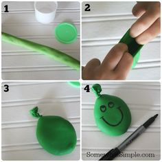 """Squeeze, throw, mold & play! For those of you with confused looks on your faces wondering what the HECK """"Wacky Sacks"""" are, here is a little background about how they came about: My …"""
