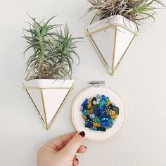 Mini Embroidery Hoop