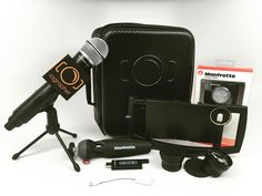 The Iographer Phone mobile journalism kit for iPhone! coming soon! #mojo #ijournalism #journalist