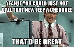 Completely in shock. What a way to truly ruin a legend. Jeep Cherokee XJ