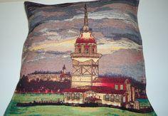 Gobelin  Pillow Cover for Home Decor Woven   by BOHEMIANPILLOW, $65.00