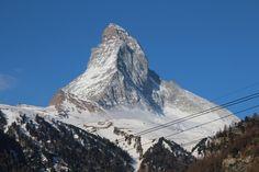 Skiing in Zermatt Zermatt, Zurich, Mount Everest, Skiing, Mountains, Nature, Travel, Ski, Naturaleza