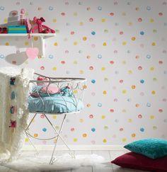 Tapeten im Kinderzimmer; Esprit home Tapete 941341                                                                                                                                                                                 Mehr