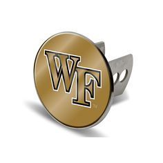 Wake Forest Demon Deacons NCAA Laser Cut Hitch Cover